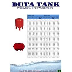 Pressure Tank Tanki Bertekanan