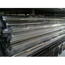 Pipa Stainless Steel 304 & 316L