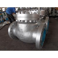 Jual  Swing Check Valves A216 WCB Carbon Steel