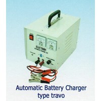 Jual Automatic Battery Charger Type Travo