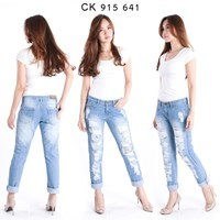 Celana Jeans Boyfriends CK 915 641
