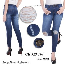 trousers softjeans CK 913 330 (size 27-30)