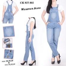 Celana Panjang Kodok Jeans CK 937 801 ( size 31-33