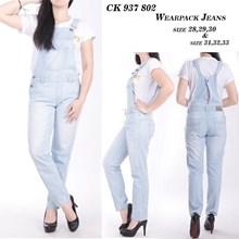 celana panjang kodok jeans CK 937 802 ( size 31-33