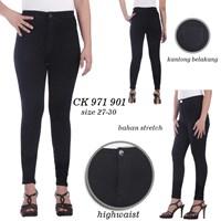 Jual Highwaist jeans CK 971 901 (Size 27 -30)