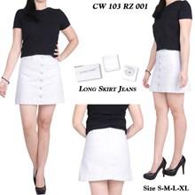 Rok jeans CW 103 RZ 001 ( Size S-M-L-XL)