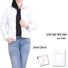 Jaket jeans CW 203 EW 001 (All size)