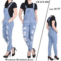 Jual Celana wearpack boyfriends CK 815 806 (Size 28-30)