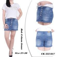 Rok celana jeans CK 555 617 (size 27 -30)