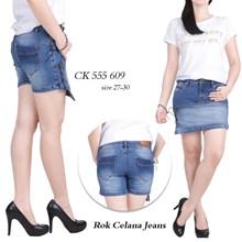 Rok celana jeans CK 555 609 (Size 27-30)