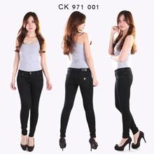 Celana long pants softjeans CK 971 001 (Size 27-30