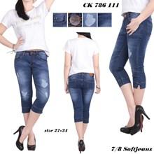 Celana softjeans CK 786 111 ( Size 31-34)