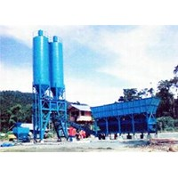 Jual Batching Plant Wet Mix