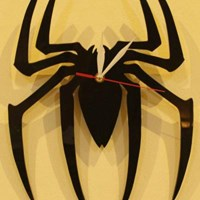 Sell Wall clock spider
