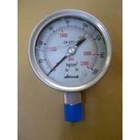 Jual pressure gauge wiebrock