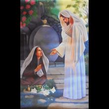 Lukisan Kristiani JES-03