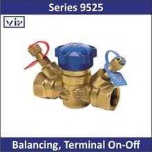 VIR - Series 9525 - Balancing Terminal On-Off