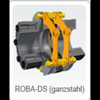 ROBA-DS Kopling Semua-Baja