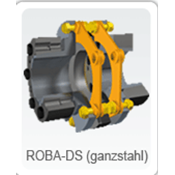 ROBA-DS All-Steel Couplings