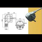 Jual 2Pins And Earth Russian Plug M-005B