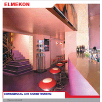 Jual Commercial Building Air Conditioning