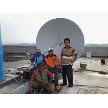 Pasang Parabola Dan Antena Tv