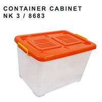 Jual Container cabinet NK 3 8683