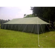 Tenda Pleton Balik Papan
