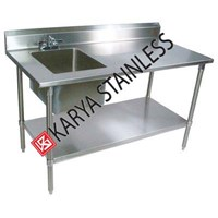 Sell Meja Sink Stainless