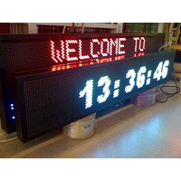 Jual RUNNING TEXT LED DISPLAY