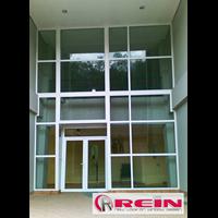 Contoh Proyek Kusen UPVC REIN Dan Windoor Di Indonesia
