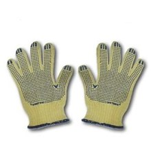 Sarung Tangan CASTONG KEVLAR DOTTED KNITTED GLOVE QK 2D