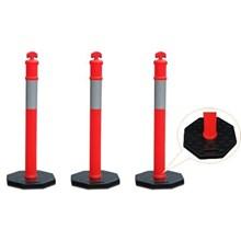 Traffic Delineator Post  Stick Cone