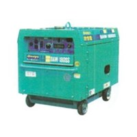 High Performance Diesel Welding Set DAW