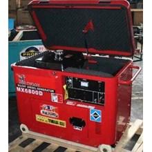 Diesel genset Maxtron Mx 6800Dxe Silent 5000Watt