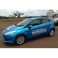 Sell The Sporty Ford Fiesta AT