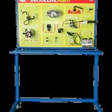 Alat Peraga Trainer Engine Management System Sepeda Motor