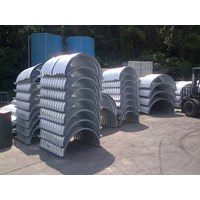 Jual Corrugated Steel Pipe  Armco