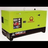 Jual Genset Pramac GBW 30 Series Silent Tipe