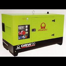 Genset Pramac GBW 30 Series Silent Tipe