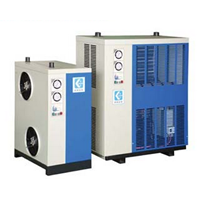 High Temperature Type Retrigerant Air Dryer.