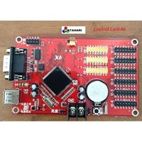Jual Control Card Utk Running Text Type X6