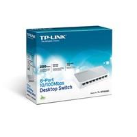 Switch HUB TP-LINK 8 PORT TL-SF1008D