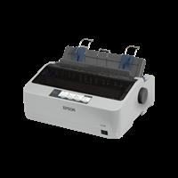 Printer Epson LX-310 Dot Matrix   (Komputer Bintaro Pondok Indah Rempoa Ciputat Lebak bulus Pondok Pinang RS FATMAWATI Jakarta Selatan)