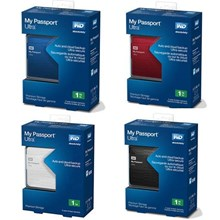 External Hardisk WD My Passport Ultra 1Tb (Kompute