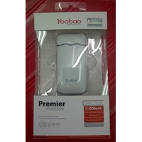 Jual Power Bank Yoobao 6200mAh YB-623 Panasonic Battery Cells