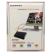 TV TUNER GADMEI TV-3810E untuk Monitor Tabung dan
