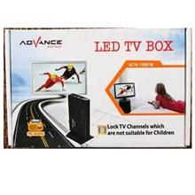 TV Tuner Advance Atv-798FM Led Lcd Crt Tv Box