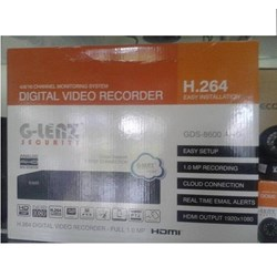DVR CCTV G-LENZ GDS-8600 AHD 4 Channel ( CCTV Bintaro Pondok Indah Rempoa Ciputat Lebak bulus Pondok Pinang RS FATMAWATI Jakarta Selatan )