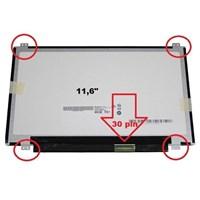 Aksesoris Laptop LCD LED Laptop Slim 11.6 Inch 30 Pin untuk Acer Aspire V5-21 V5-132 E1-171